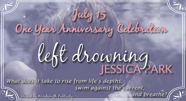 Left Drowning Anniversary banner