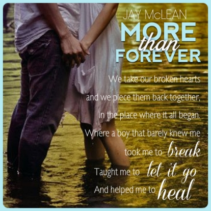 More Than Forever teaser