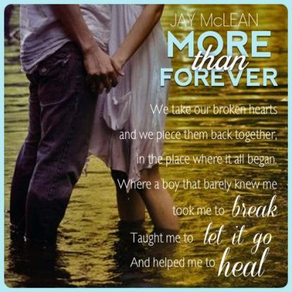 More Than Forever teaser