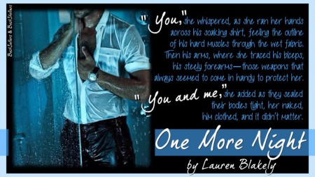 One More Night teaser