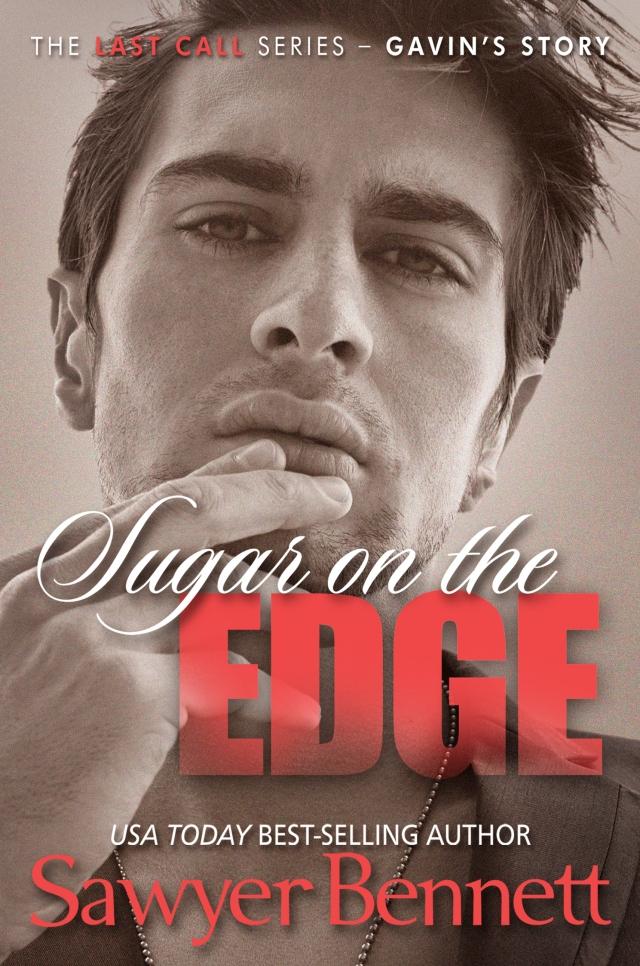 Sugar on the Edge by Sawyer Bennett