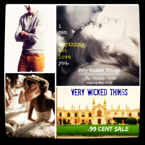 Very Wicked Things 99 cent Promo