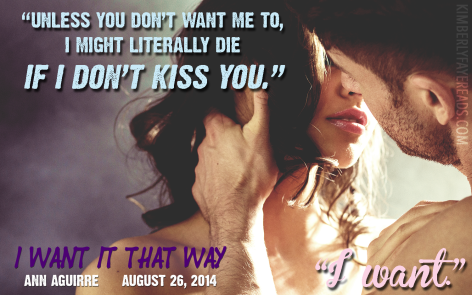I Want It That Way teaser