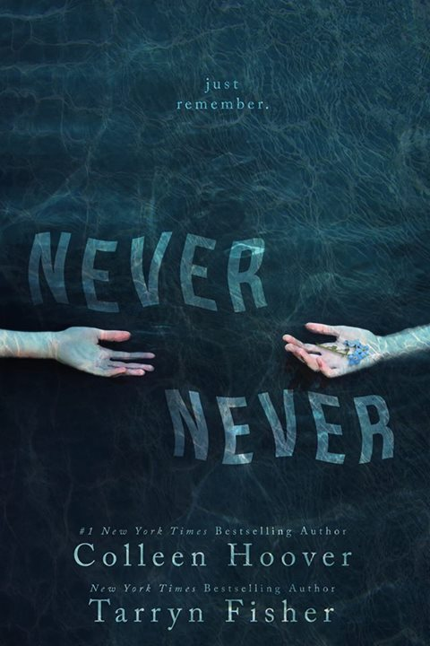 Never Never by Colleen Hoover & Tarryn Fisher