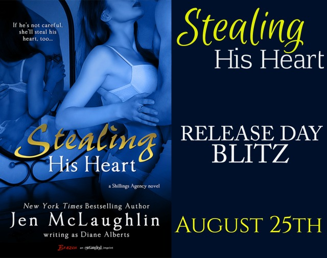 Stealing His Heart Blitz banner