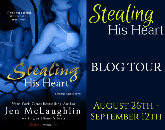 Stealing His Heart Tour banner