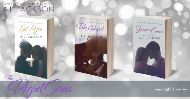 The Regret Series banner