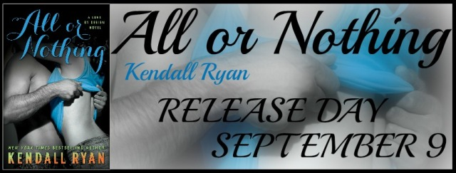 All or Nothing release banner