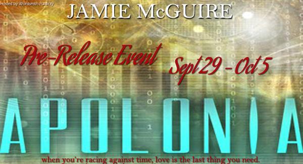 APOLONIA Pre-Release Banner