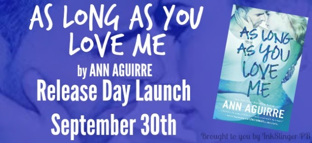As Long As You Love Me RDL banner