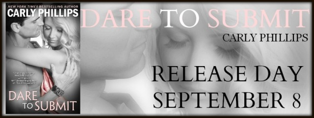 Dare to Submit release banner