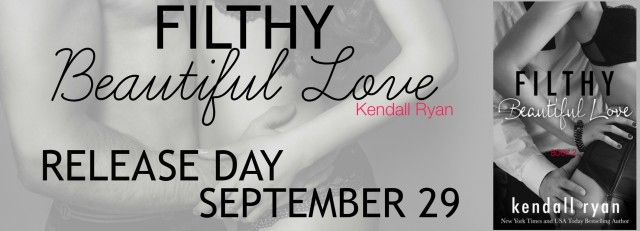 Filthy Beautiful Love release banner