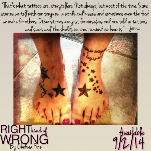 Right Kind of Wrong teaser