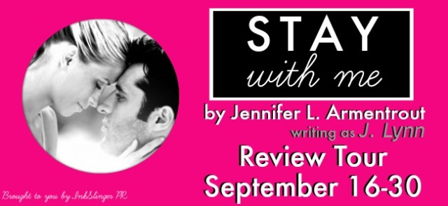 Stay with Me Review Tour banner
