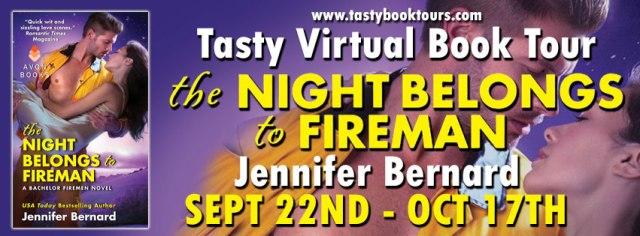 The Night Belongs to Firemen tour banner