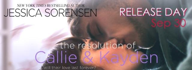 The Resolution of Callie & Kayden banner
