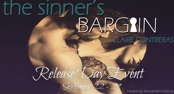 The Sinner's Bargain banner