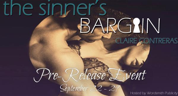 The Sinner's Bargain - PRE