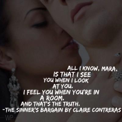 The Sinner's Bargain teaser