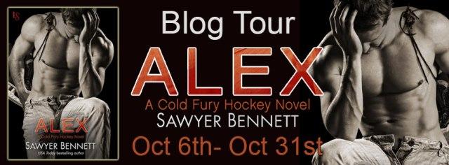 Alex tour banner