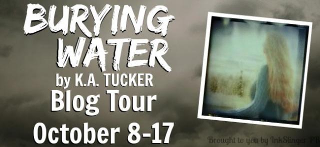 Burying Water tour Banner