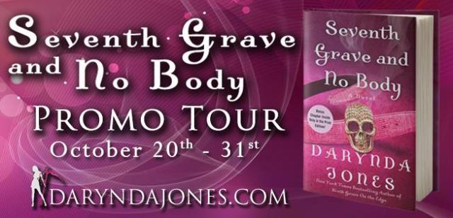 Seventh Grave and No Body tour banner
