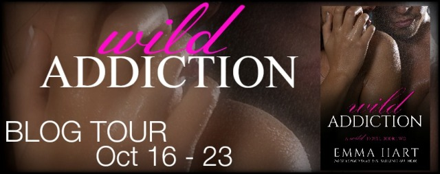 Wild Addiction tour banner