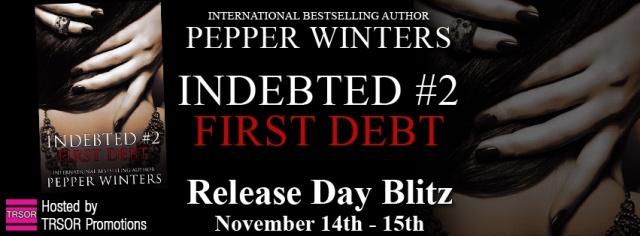 first debt release blitz