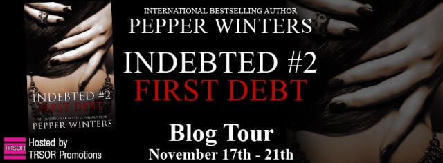 first debt tour banner