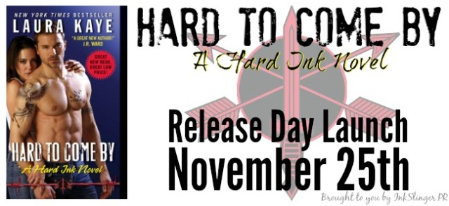 Hard to Come By RDL Banner