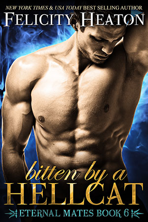 Bitten by a Hellcat by Felicity Heaton