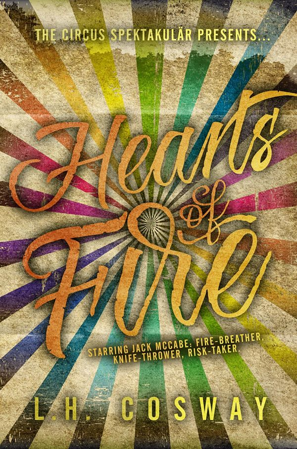 Hearts of Fire by L.H. Cosway