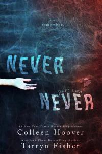 Never Never Part Two by Colleen Hoover & Tarryn Fisher