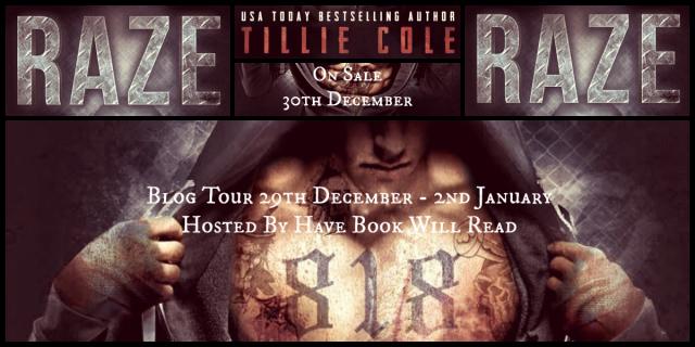 Raze tour Banner