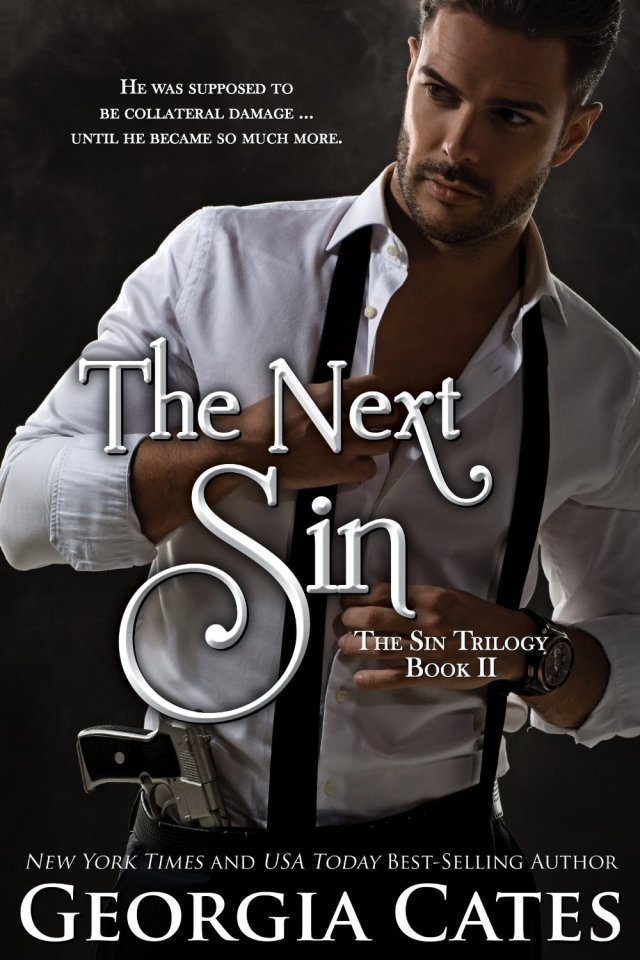 The Next Sin by Georgia Cates