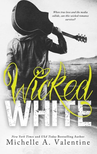 Wicked White by Michelle A. Valentine