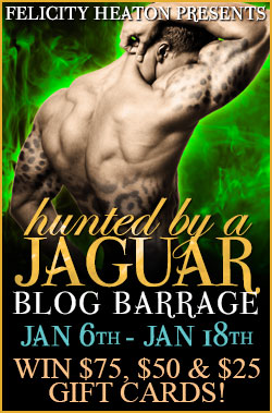Hunted by a Jaguar barrage