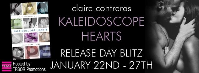 Kaleidoscope release banner