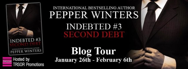 second debt tour banner