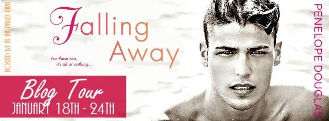 Tour Banner - Falling Away