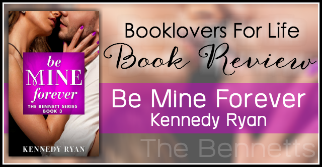 be mine forever review banner