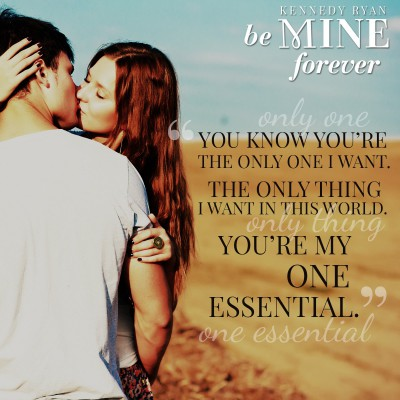 Be Mine Forever teaser