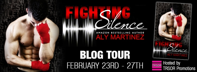 fighting silence tour banner