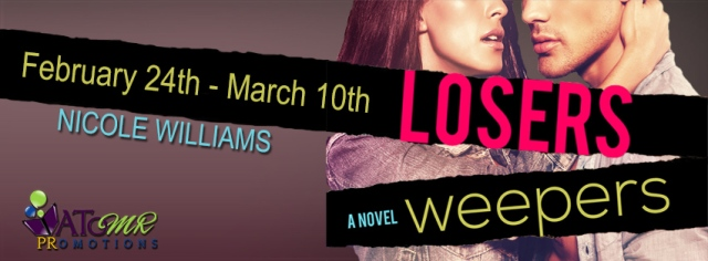 Losers Weepers tour banner