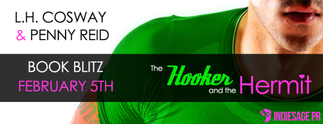 The Hooker and the Hermit banner