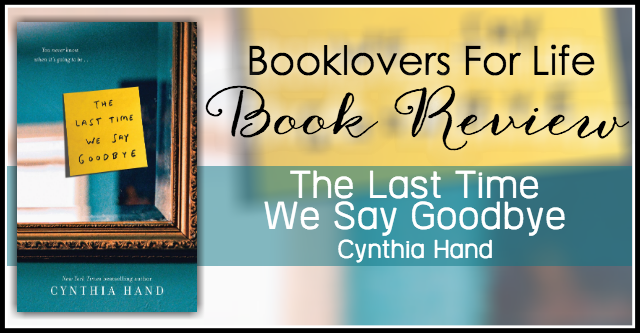 the last time we say goodbye review banner