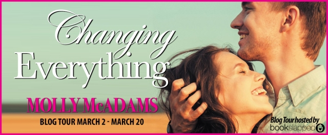 Changing Everything tour banner