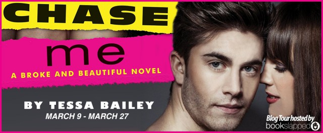 Chase Me tour banner