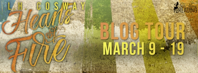 Hearts of Fire Blog Tour banner