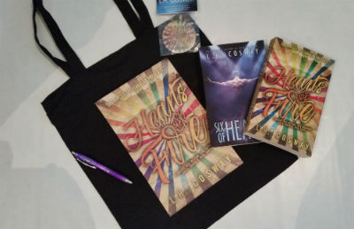 Hearts of Fire tour prize